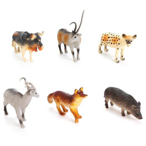 Купить Фигурка Играем вместе Рассказы о животных: Лесные звери PH060406A17, Игровые наборы и фигурки