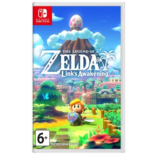 Игра для Nintendo Switch The Legend of Zelda: Link\'s Awakening