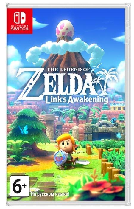 The Legend of Zelda: Link's Awakening фото 1