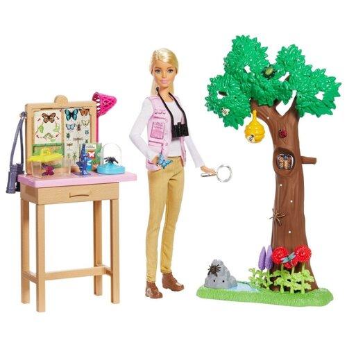 Кукла Barbie National Geographic Энтомолог, GDM49 кукла barbie dance til dawn