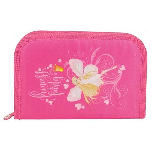 Mag Taller Пенал Princess с наполнением (27 предметов) розовый
