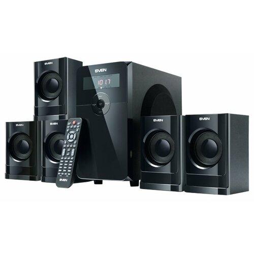 Фото - Комплект акустики SVEN HT-200 черный комплект акустики sony ss cs8 2 1 145вт черный