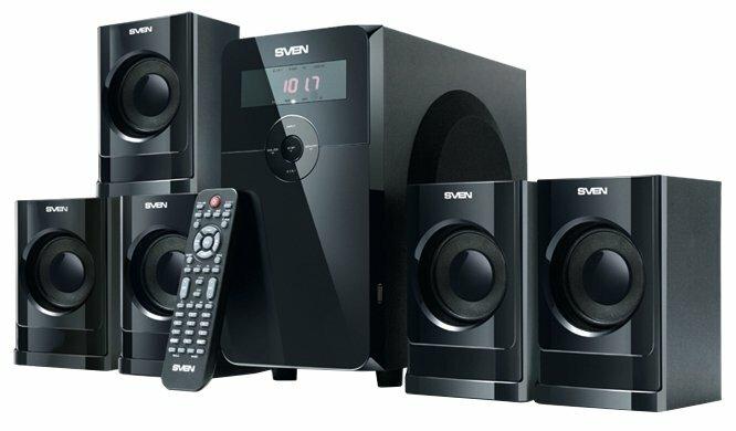 Комплект акустики SVEN HT-200