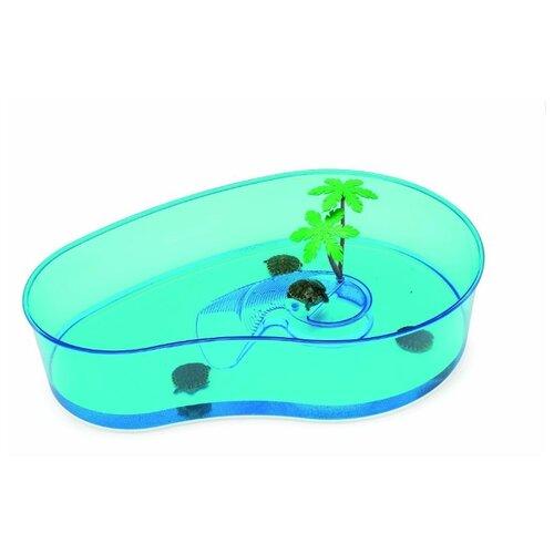 Акватеррариум, сборный, открытый Imac Virgola синий кеды imac