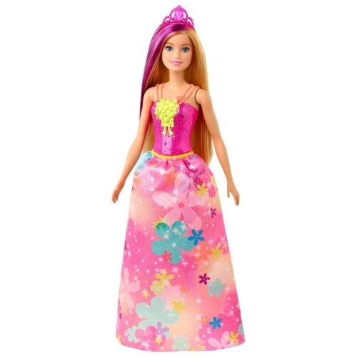 Фото - Кукла Barbie Dreamtopia Принцесса 1 GJK13 кукла barbie dreamtopia