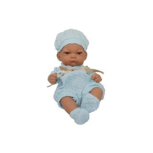 Купить Пупс 1 TOY Baby Doll в голубом комбинезоне, 25 см, Т15468, Куклы и пупсы