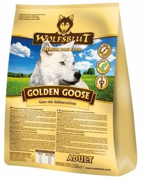 Корм для собак Wolfsblut Golden Goose Adult (15 кг)