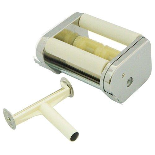 Насадка для изготовления пельменей Fissman 8301 стальной/желтый