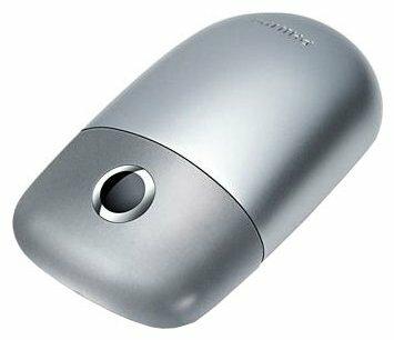 Мышь Philips SPM9800 Silver USB