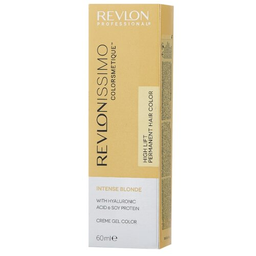 Revlon Professional Revlonissimo Colorsmetique стойкая краска для волос Intense Blonde, 60 мл, 1200MN natural краска для волос revlon professional revlon professional re044lmuks43