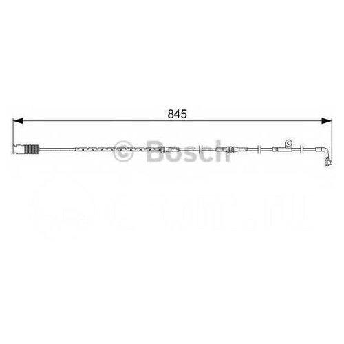 Датчик износа тормозных колодок задний Bosch 1987473044 для BMW 7 series, BMW-Alpina B7