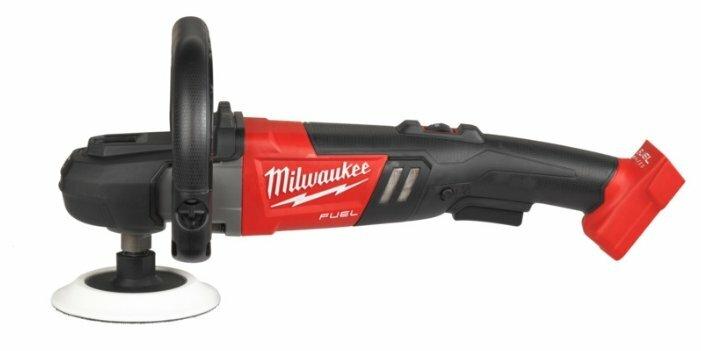 Полировальная машина Milwaukee M18 FAP180-0