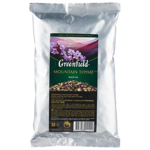 Чай черный Greenfield Mountain Thyme, 250 г