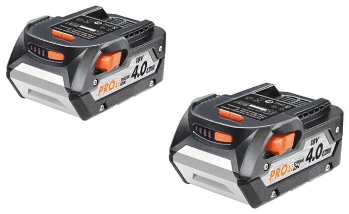 Аккумуляторный блок AEG SET LL1840 R 18 В 4 А·ч