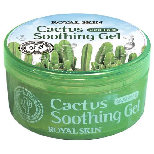 Гель для тела Royal Skin с экстрактом кактуса, 300 мл
