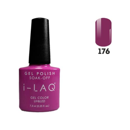 Купить Гель-лак для ногтей I-LAQ Gel Color, 7.3 мл, 176
