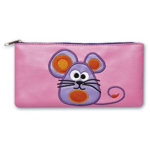 Феникс+ Пенал Мышка (46175) розовый
