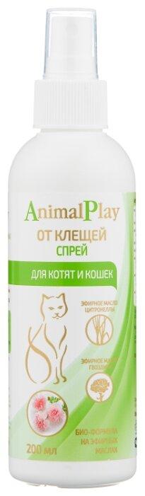 Animal Play спрей от блох и клещей