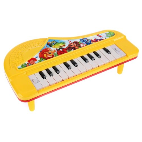 Умка пианино B1500432-R желтый пианино умка
