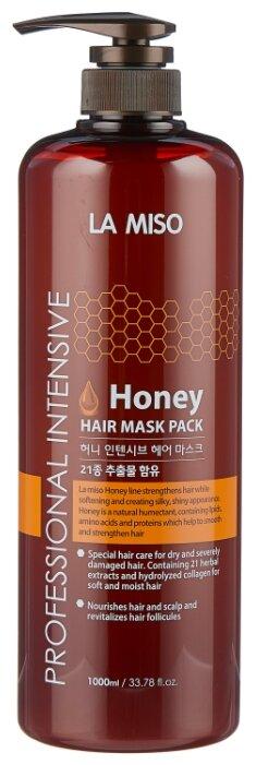 La Miso Интенсивная медовая маска для волос