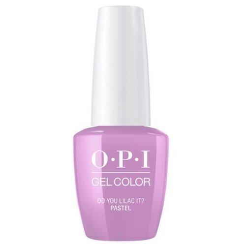 Фото - Гель-лак для ногтей OPI Classics GelColor, 15 мл, Do You Lilac It? (Pastel) гель лак для ногтей opi classics gelcolor 15 мл lincoln park after dark