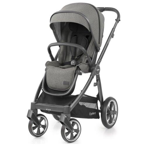 Прогулочная коляска Oyster Oyster3 mercury/grey frame, цвет шасси: серый