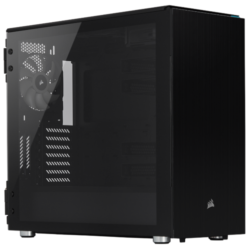 Компьютерный корпус Corsair Carbide Series 678C Black компьютерный корпус corsair carbide series spec 06 tg white