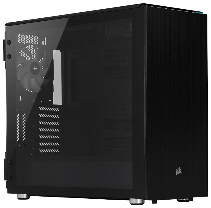 Компьютерный корпус Corsair Carbide Series 678C Black