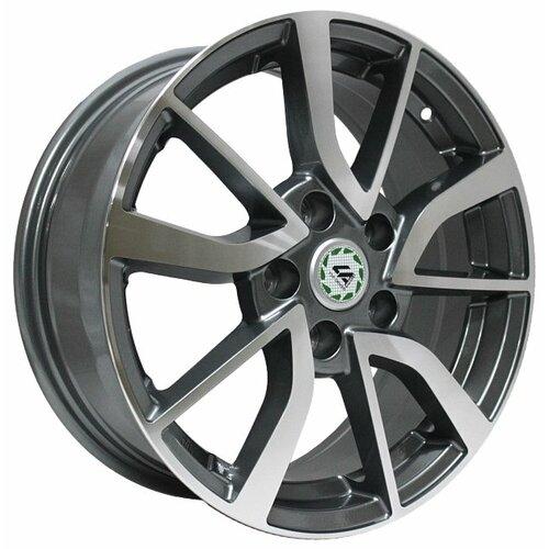 Фото - Колесный диск LegeArtis VW14-S 6.5x16/5x112 D57.1 ET50 GMF колесный диск legeartis sk75 6 5x16 5x112 d57 1 et50 s