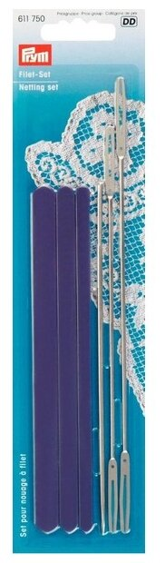 Prym Набор для плетения филейного кружева (611750)