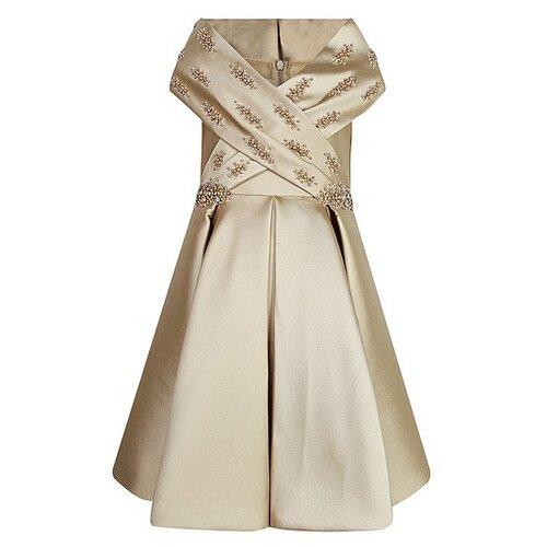 Платье CIERTO размер 128, бежевый
