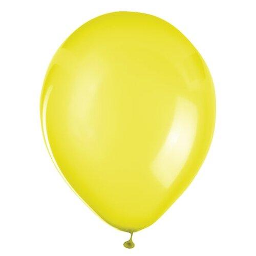 Набор воздушных шаров ZIPPY латекс 30 см (50 шт.) желтый