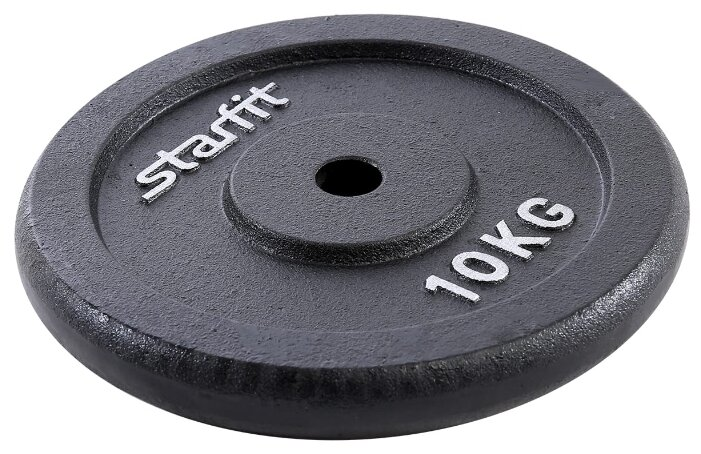 Диск Starfit BB-204 10 кг