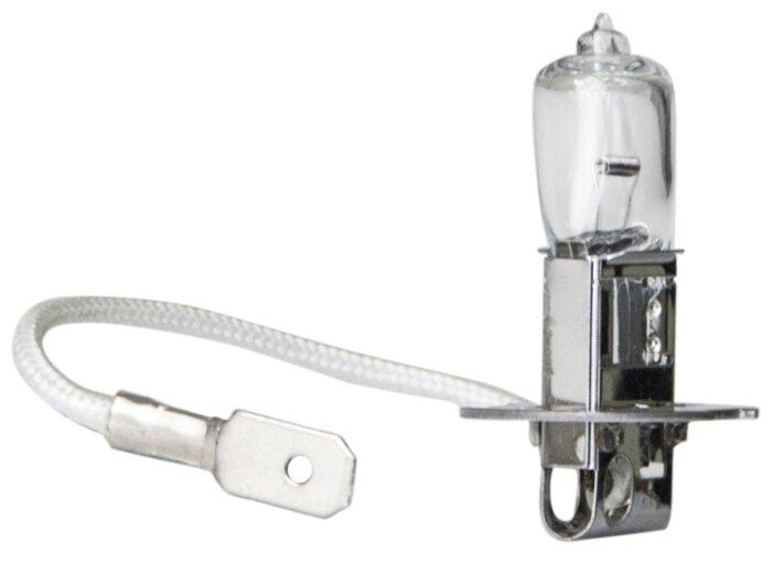 Лампа автомобильная галогенная SVS Standard+30% 12V H3 55W 1 шт.