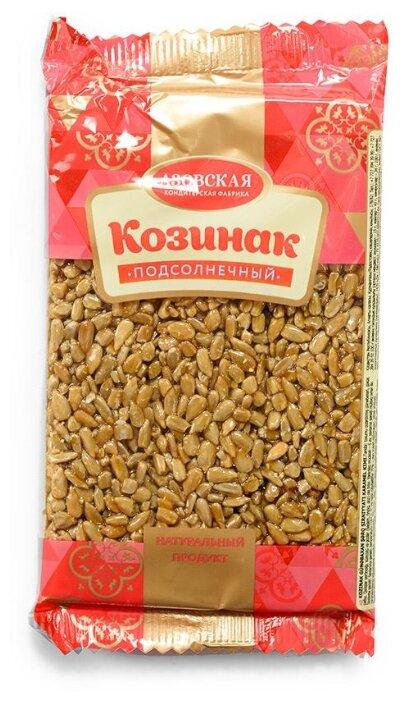 Козинак Азовская кондитерская фабрика подсолнечный 150 г