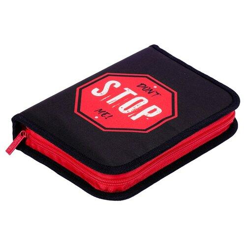 Купить Berlingo Пенал Don't stop me PK05846 красный/черный, Пеналы