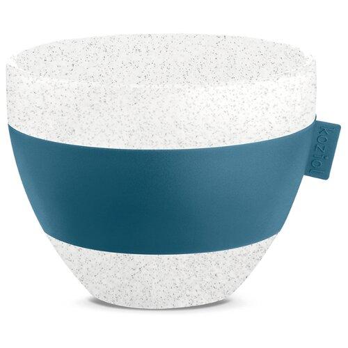 Чашка с термоэффектом Koziol AROMA M Organic 270 мл синяя (3571675)