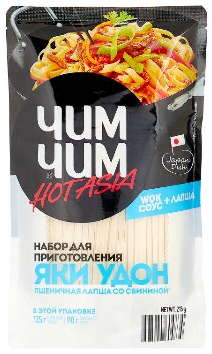 Купить ЧИМ-ЧИМ Набор для приготовления Яки Удон, 215 г по низкой цене с доставкой из Яндекс.Маркета