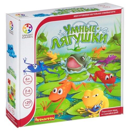 Настольная игра BONDIBON Smart Games Умные лягушки