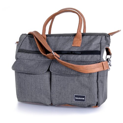 Сумка Teutonia Changing bag Care grey melange