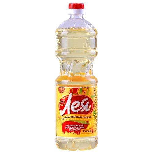 Лея Масло подсолнечное рафинированное 1 л