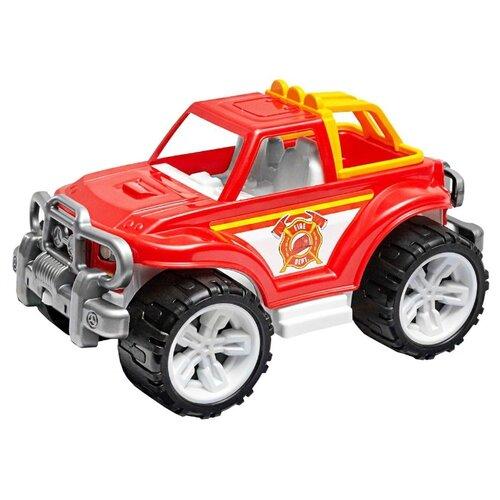 Купить Внедорожник ТехноК 3541 35 см красный, Машинки и техника