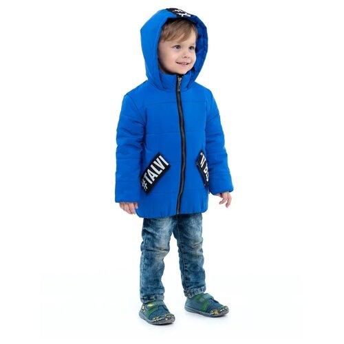 Купить Куртка Talvi 02110 размер 122/60, василек, Куртки и пуховики