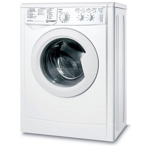 Фото - Стиральная машина Indesit IWSC 6105 стиральная машина indesit iwsc 6105 cis