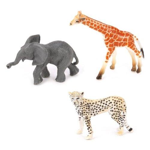 Купить Фигурки Shantou Gepai Jungle Animal 2A003, Игровые наборы и фигурки