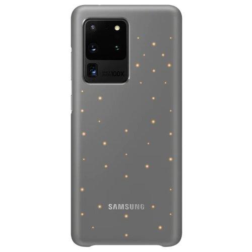 Чехол-накладка Samsung EF-KG988 для Galaxy S20 Ultra, Galaxy S20 Ultra 5G серый