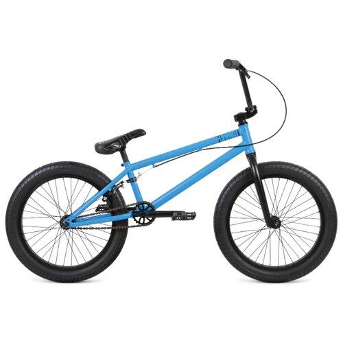 """Велосипед BMX Format 3214 (2020) голубой 20.6"""" (требует финальной сборки)"""