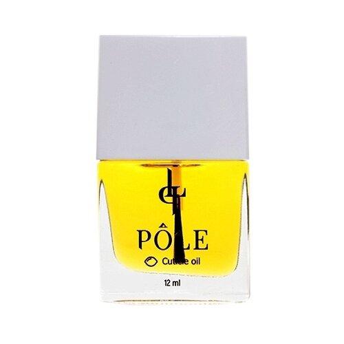 Масло Pole для кутикулы Лимон, 12 мл масло pole для кутикулы ананас 12 мл
