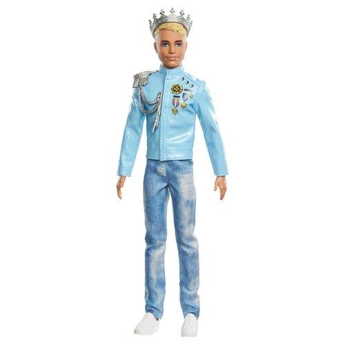 Кукла Barbie Princess Adventure Кен Принц, GML67 кукла mattel barbie кен жених dvp39