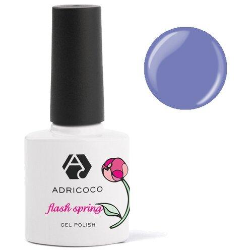 Гель-лак для ногтей ADRICOCO Flash Spring, 8 мл, 14 Вечернее небо
